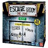 Goliath Games Escape Room The - Juego de 3 Unidades para 16+, Multicolor