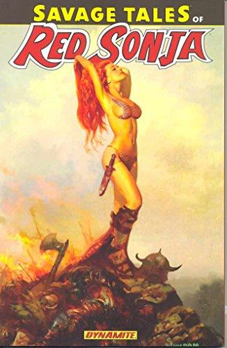 Savage Tales Of Red Sonja