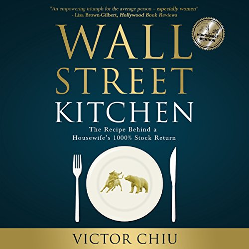 Wall Street Kitchen audiobook cover art