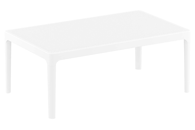 Newstorm Oskar Mesa Plegable, Blanco, 182.3x74.2x74.3 cm: Amazon ...