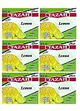 Lemon Gelatin Dessert Jello Halal 3.oz/85gm each - Pack of 6 - جيلية حلال بطعم الليمون