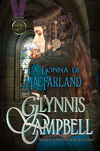 Couverture du livre La Donna di MacFarland (Donne di Scozia Vol. 1) (Italian Edition)