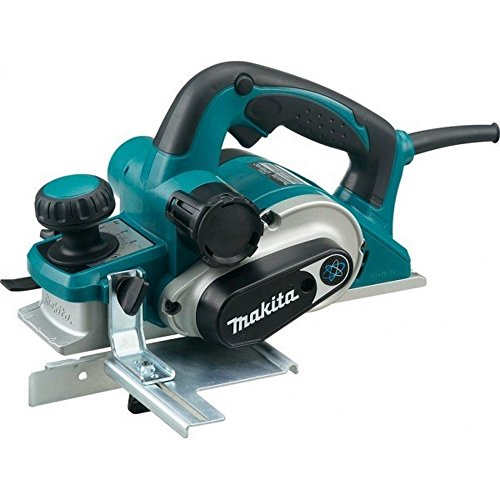 Makita KP0810C–Rabot 1050W 12000tr/mn 3,4kg Largeur 82mm coupe 0–4mm