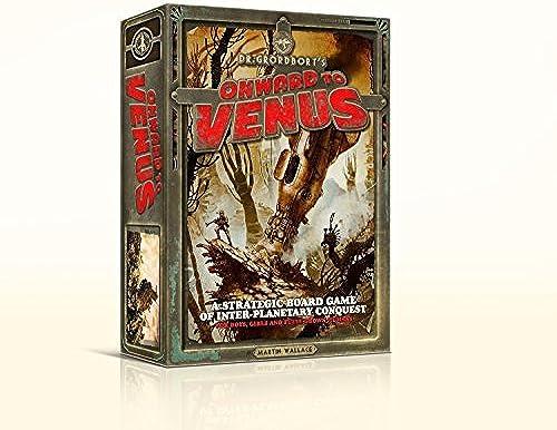 Onward To Venus - Treefrog Games by Treefrog Games