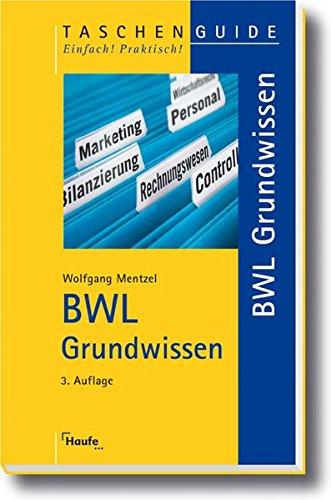 BWL Grundwissen (Taschenguide)