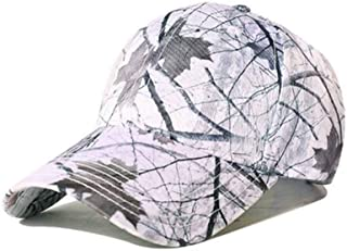WYMAI Hat, Personalized Print Cap, Male and Female Baseball Cap Simple and Practical Product (Color : Brown)