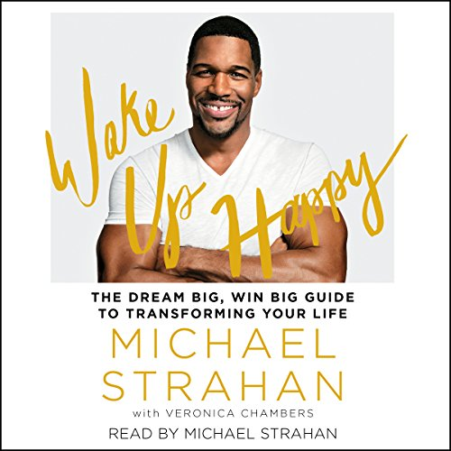 Wake Up Happy audiobook cover art