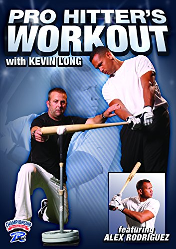 Championship Productions Pro Hitter s Workout DVD