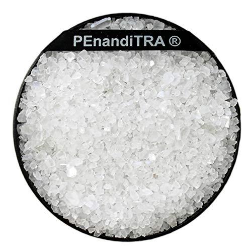 PEnandiTRA® - Deutsches Steinsalz grob - 5 kg - naturbelassen - Salzmühlen - Speisesalz - Badesalz