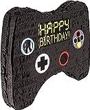 Goodtimes Pinata Spiele Controller 45cm hoch Partyspiel Zum Befüllen mit Süßigkeiten und zerschlagen Als Geschenkidee für Geburtstag Hochzeit JGA