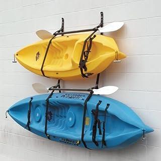 Webbing Boat Hanger Strap - Set of 2, Kayak Wall Hanger, SUP Wall Hanger, Kayak Hanger, Canoe Hanger, Surfboard Hanger, Ga...