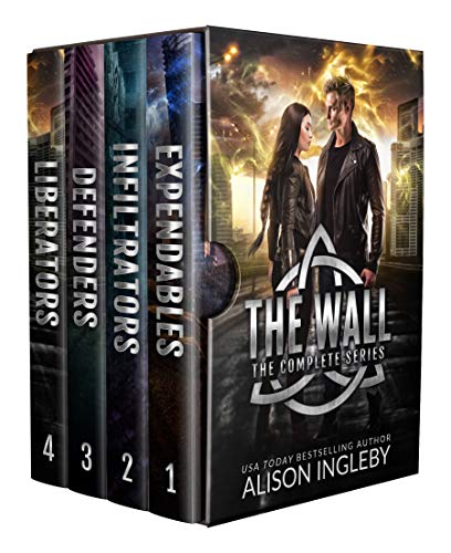 The Wall Complete Series Box Set: A Young Adult Dystopian Series (The Wall Series) Kindle Edition by Alison Ingleby  (Author)