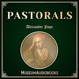 Pastorals audiobook cover art