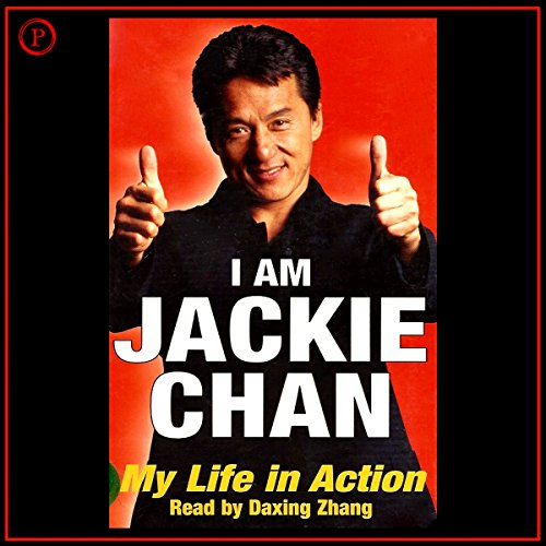 I Am Jackie Chan audiobook cover art