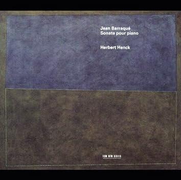 Barraqué: Sonate Pour Piano
