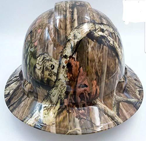 full brim hard hat camouflage - 3