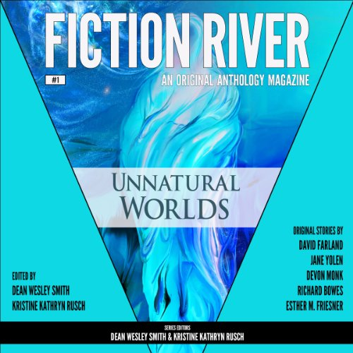 Unnatural Worlds audiobook cover art