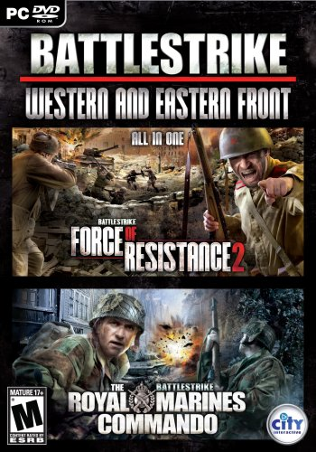 Royal Marines Commando / Battlestrike Force of Resistance 2 - Action Pack [US Import]