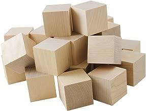 Best one inch wooden blocks Reviews