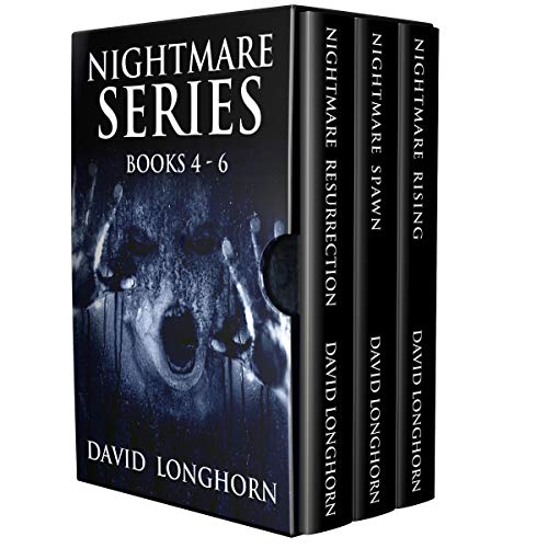 Nightmare Series: Books 4 - 6: Supernatural Suspense with Scary & Horrifying Monsters (Nightmare Series Box Set Book 2) (English Edition)