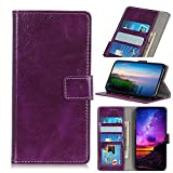For Mobile phone shell Djm Magnetic Retro Crazy Horse