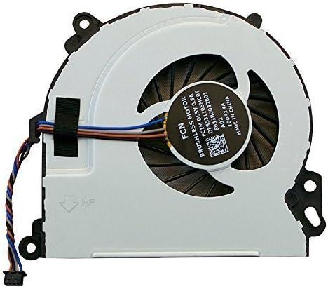 Looleking Laptop CPU New sales Cooling Fan Import for HP 1 Envy 15-q178ca 15-q000