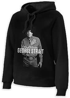 PZY L KING Women George Strait Hoodie