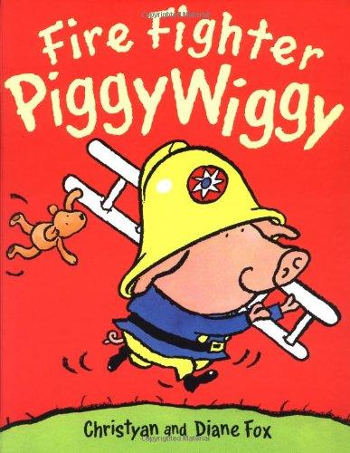 Fire Fighter Piggywiggy