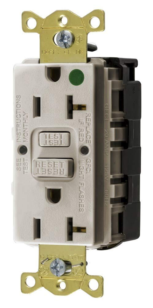 Hubbell - Popular brand GFRST83SNAPLA Style Free shipping Line SNAPConnect N 2P3W 20A 125V