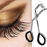 Eyelash Curler, 1 Pc Stainless Steel Eyelash Curler Lashes Curling Clip Cosmetic Makeup Tool for Curled Eyelashes and Lash Line in Seconds