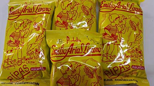 PIPAS GIRASOL 12 BOLSAS DE 150 GRAMOS
