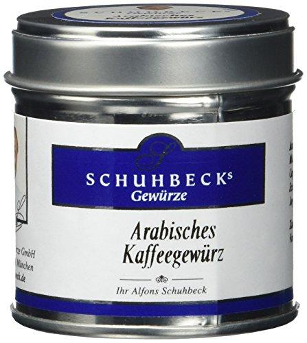 Schuhbecks Arabisches Kaffeegewürz, 3er Pack (3 x 45 g)