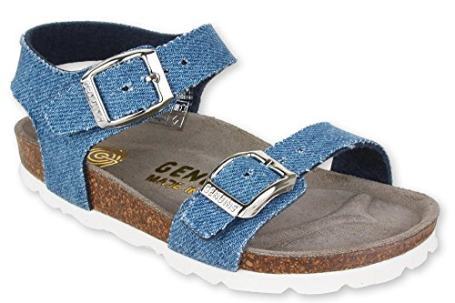 PRATO JEANS Trend Sandale Genuins Size 31 EU
