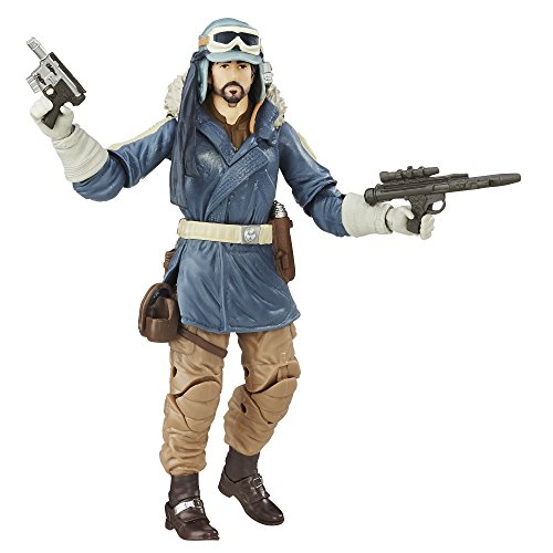 Boneco Action Figure Capitão Cassian Star Wars Black Series