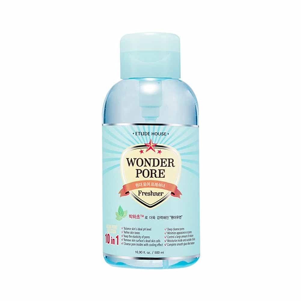 考えた医師ゴージャス(3 Pack) ETUDE HOUSE Wonder Pore Freshner 10 in 1,500 mL (並行輸入品)