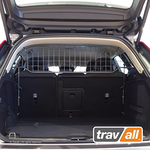 Travall Guard TDG1566 - Vehicle-Specific Dog Guard Luggage Barrier Load Separator