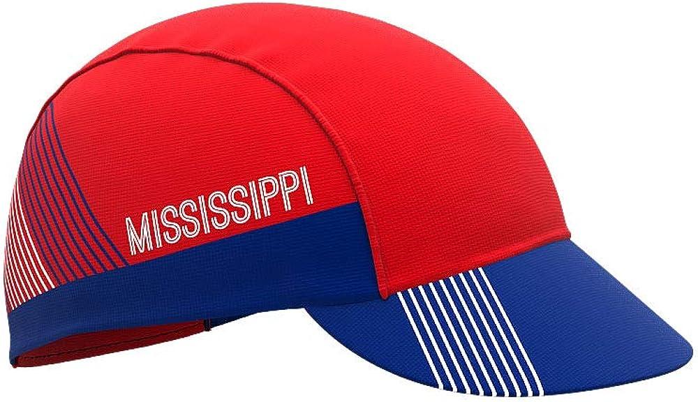 favorite Department store ScudoPro Mississippi Bike Cycling Cap