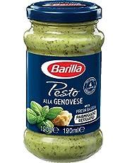 Barilla Fesleğenli Pesto Genovese Makarna Sosu 190 G