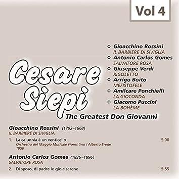 Cesare Siepi - The Greatest Don Giovanni, Vol. 4