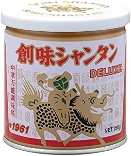 【お徳用 3 セット】 創味シャンタン デラックス 250g×3セット