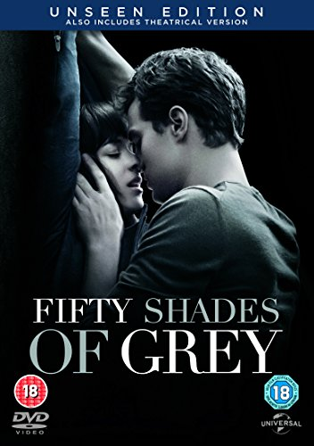 Fifty Shades of Grey: The Unseen Edition [DVD] [2015]