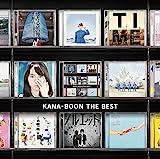 KANA-BOON THE BEST