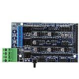 Jopto Rampas de impresora 3D 1.5 Panel de control de expansión para rampas Reprap Prusa Mendel Arduino 1.4 de repuesto