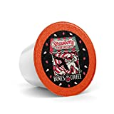 The Sweetness of Strawberry Cheesecake: Our Strawberry Cheesecake flavored coffee k cups will delight your tastebuds with a delicious fresh strawberry and savory cheesecake flavor. Our Bones Coffee keurig coffee pods are made of medium roast Arabica ...