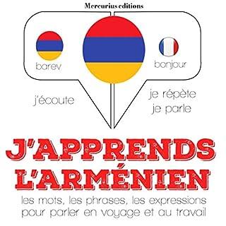 Couverture de J'apprends l'arménien