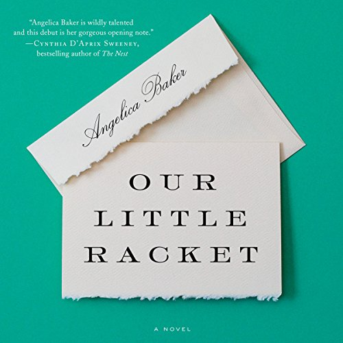 Our Little Racket audiobook cover art