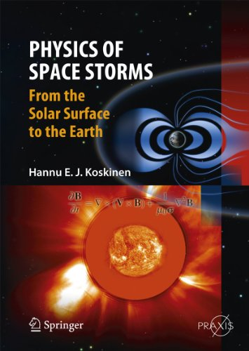 Physics of Space Storms: From the Solar Surface to the Earth (Springer Praxis Books)