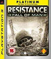 Resistance: Fall Of Man (Platinum) (PS3) (輸入版)
