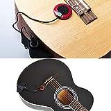 Silenceban Contact Banjo Violin Ukulele Mandolin Microphone Piezo Pickup Microphone Pickup Guitar Contact