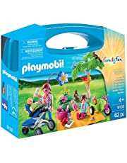 Playmobil 9103 Fun Collectable Family Picnic Carry Case speelgoed